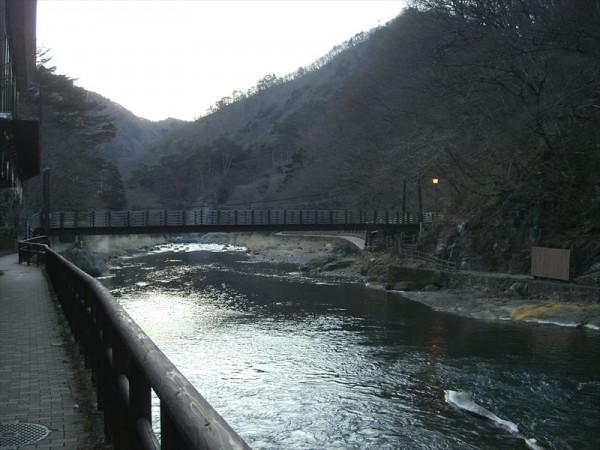 福渡温泉 岩の湯