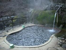 福渡温泉 不動の湯