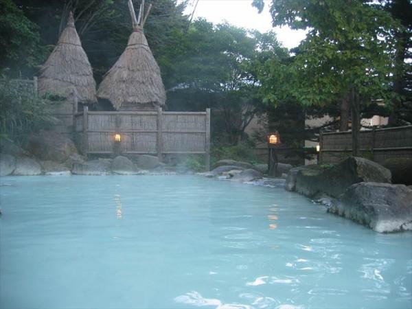 高湯温泉 安達屋旅館