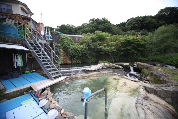 湯之尾温泉 民宿ガラッパ荘