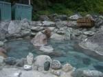 富山県 黒薙温泉