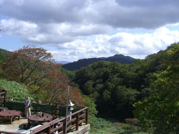 国見温泉 森山荘