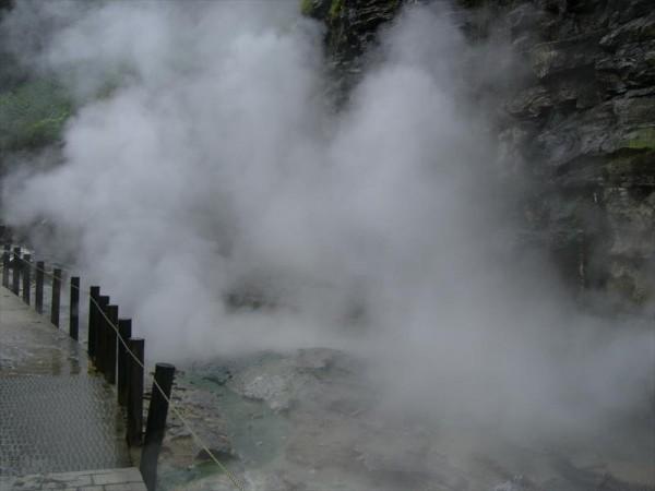 小安峡 大墳湯