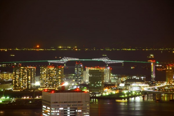 東京タワー 夜景